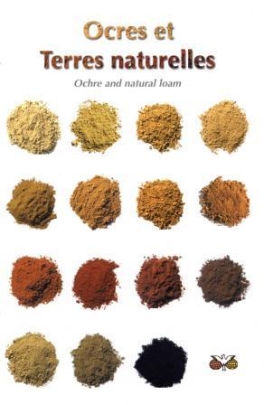 Produits cologiques colorants ocres et terres naturelles - Couleur terre de sienne ...